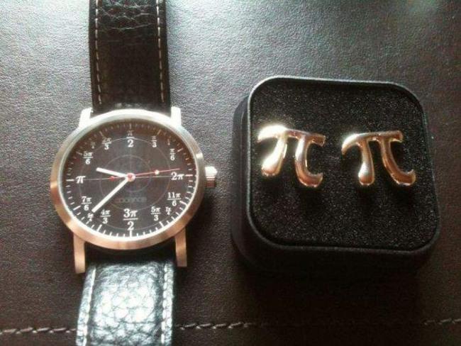 Фото прикол  про часы и математику