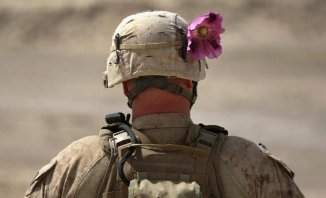 Фото прикол  про военных