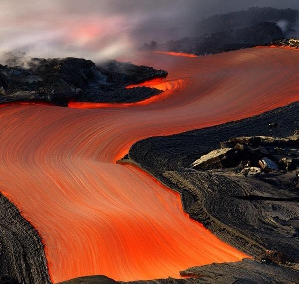 Фото прикол  про вулканы
