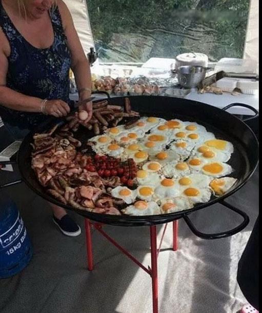 Фото прикол  про приготовление пищи и еду