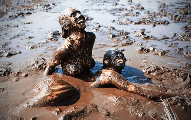 Фото прикол  про грязь, девушек пошлый