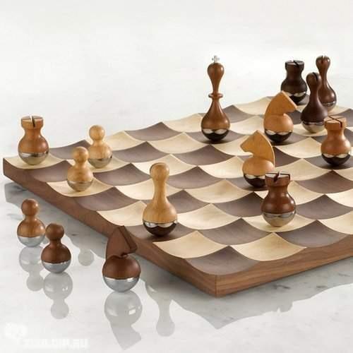 Фото прикол  про шахматы