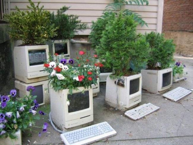 Фото прикол  про компьютеры