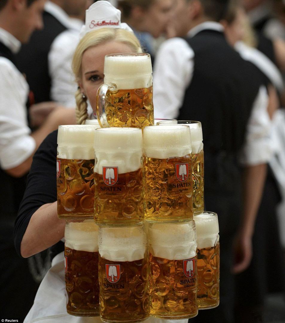 Прикольные фото о пиве