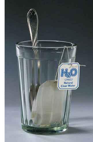 Фото прикол  про воду и стакан