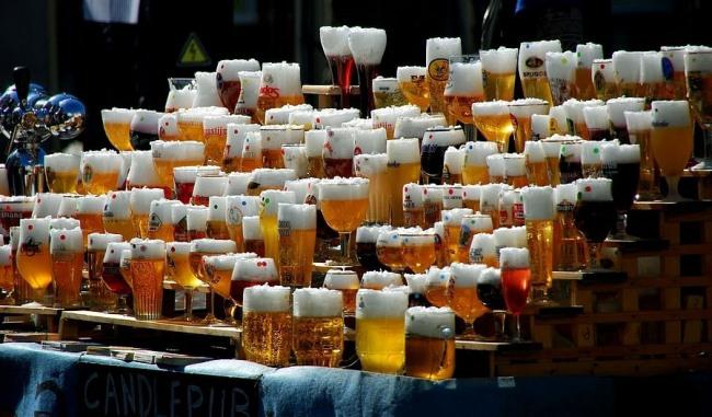 Фото прикол  про пиво