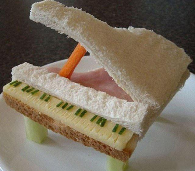 Фото прикол  про еду