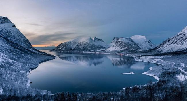 Фото прикол  про природу и зиму