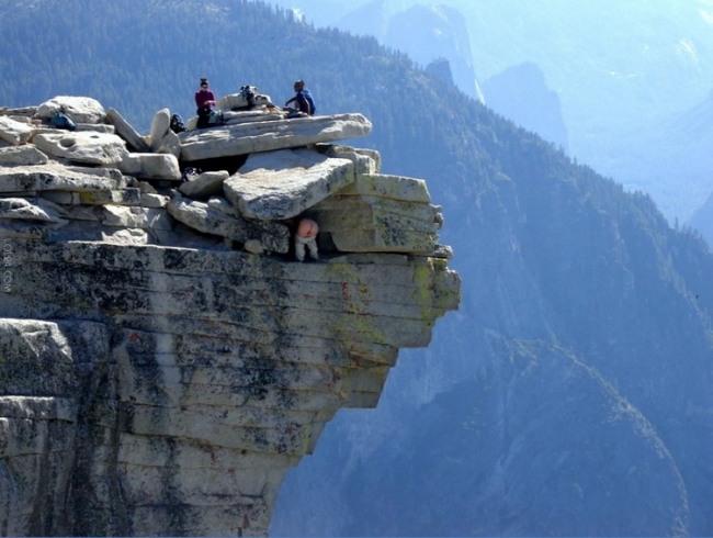 Фото прикол  про горы, задницу пошлый