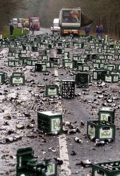 Фото прикол  про пиво черный