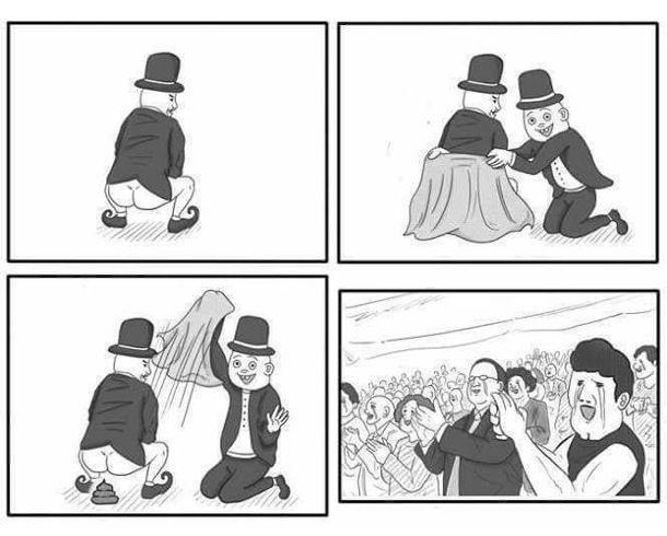 картинки фокусы юмор матери великого императора