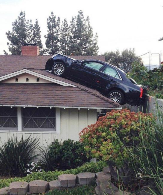 Фото прикол  про дтп и автомобили