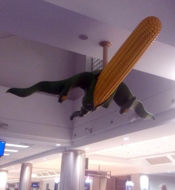 Фото прикол  про кукурузу