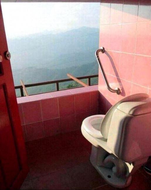 Фото прикол  про унитаз и туалет