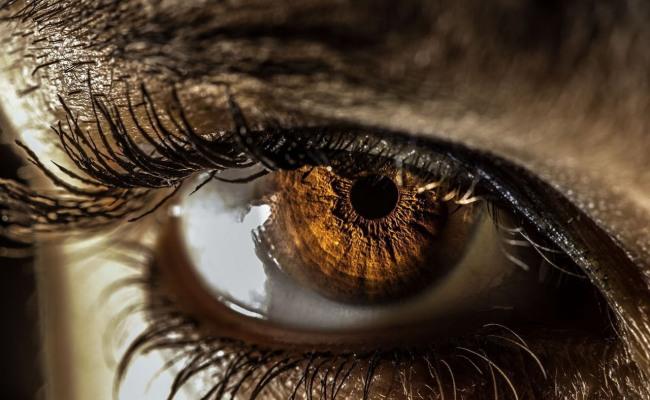 Фото прикол  про глаза