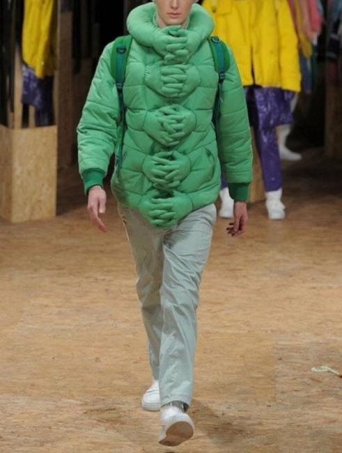Фото прикол  про одежду и моду