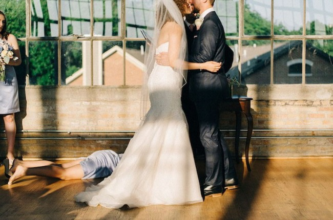 Фото прикол  про свадьбу и свидетелей