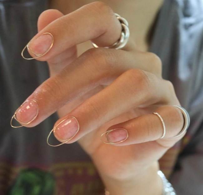 Фото прикол  про ногти