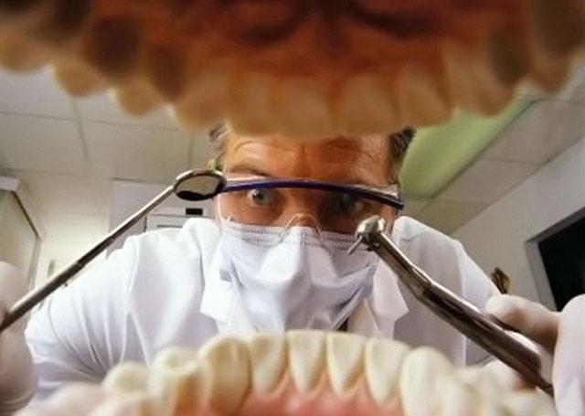 Фото прикол  про стоматологов