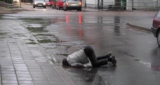 Фото прикол  про пьяных