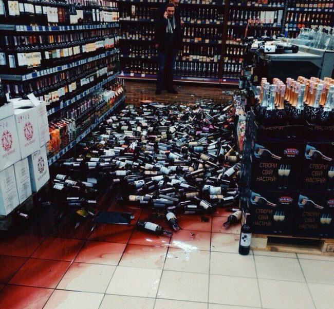 Фото прикол  про вино