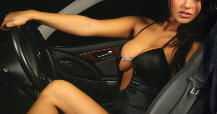Фото прикол  про женскую грудь