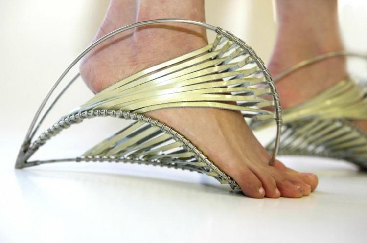 Фото прикол  про обувь