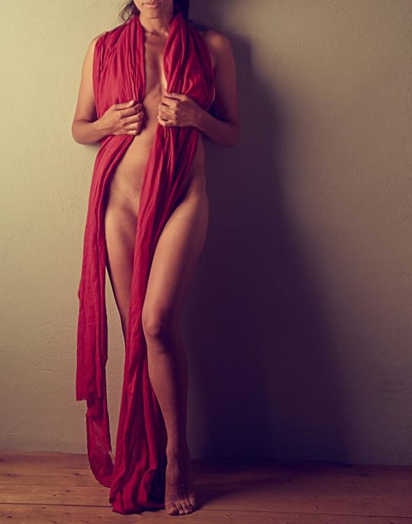 Фото прикол  про шарф и эротику