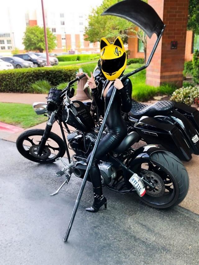 тунисе прикольные картинки с мотоциклами часто выбирает
