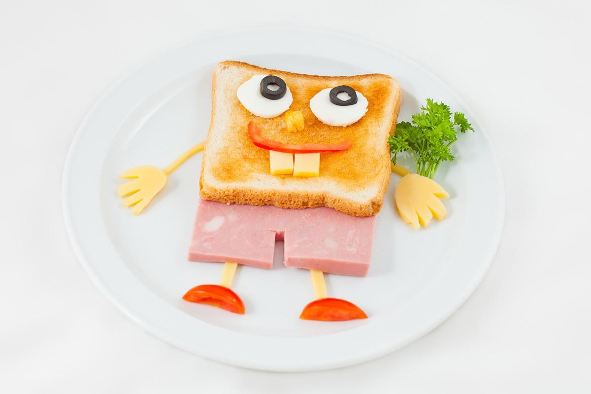Прикольные картинки про бутерброд