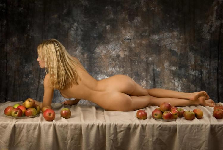Фото прикол  про эротику, натюрморт пошлый
