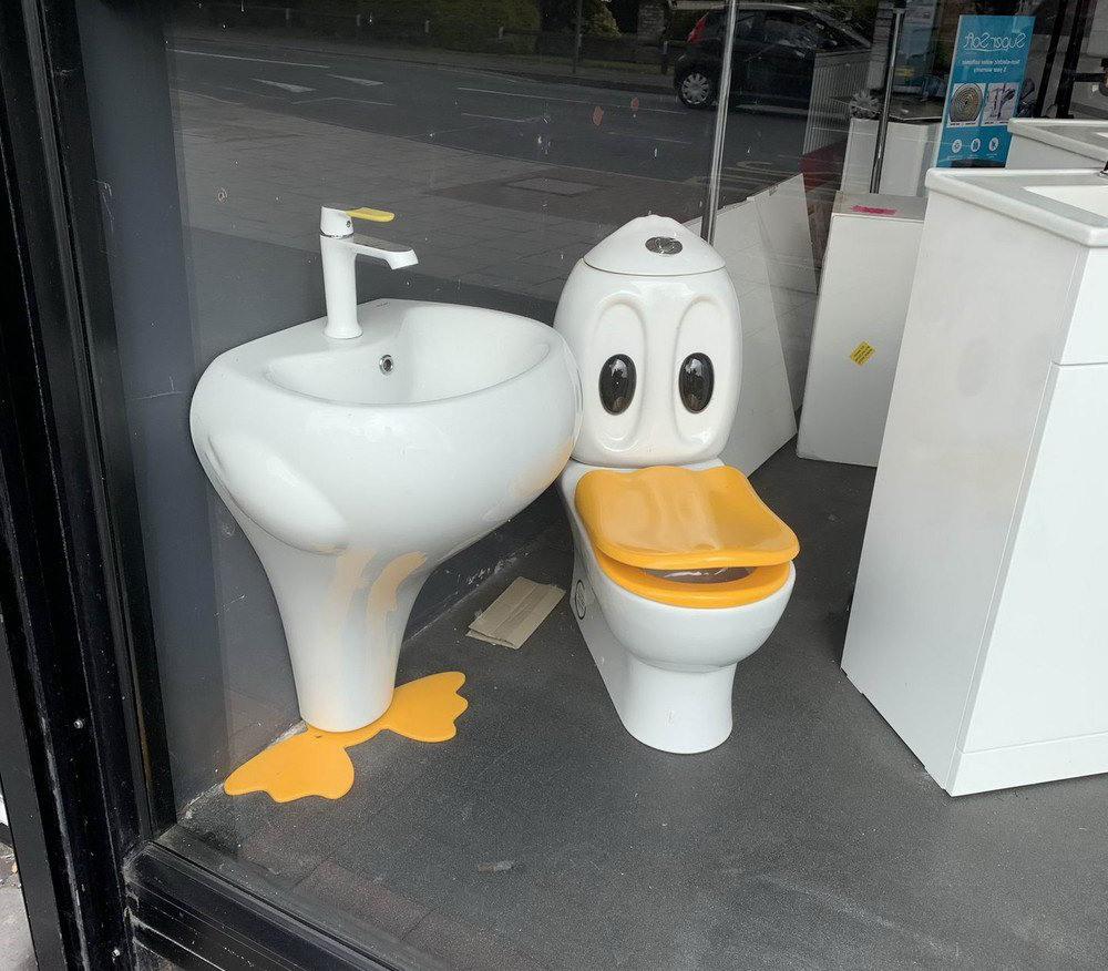 Прикольные картинки с туалета, своими