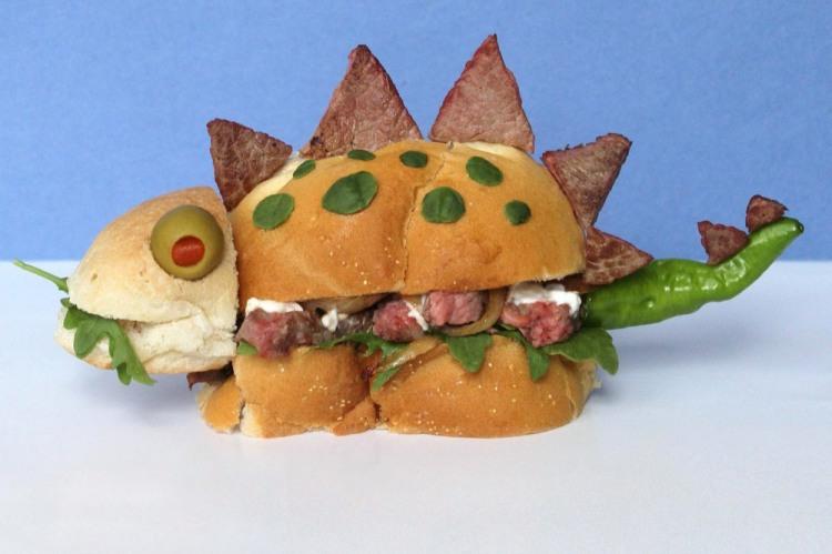 Фото прикол  про бутерброд