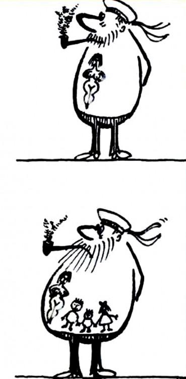 Картинка  про моряков, татуировку пошлая