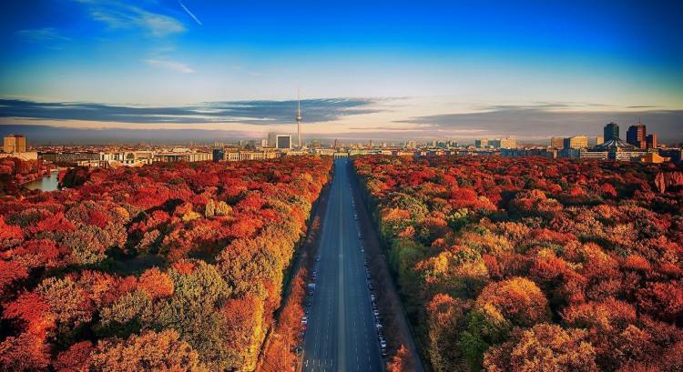 Фото прикол  про дороги и осень