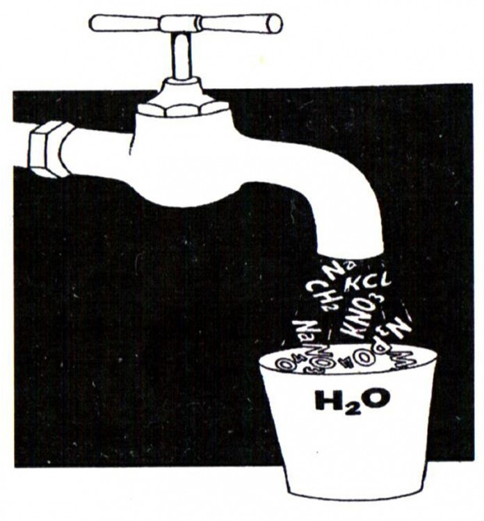 Картинка  про воду