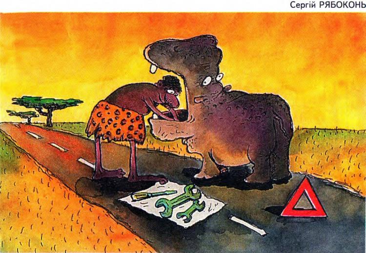 Картинка  про бегемота