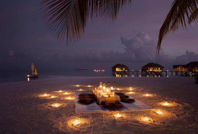 Фото прикол  про пляж и романтику