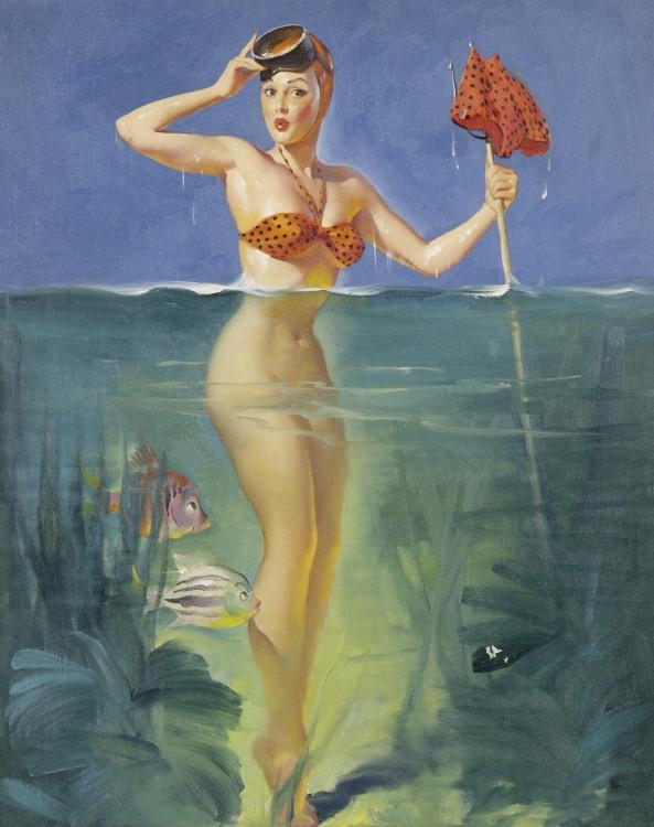 Картинка  про девушек, бикини, эротику, интимный пошлый
