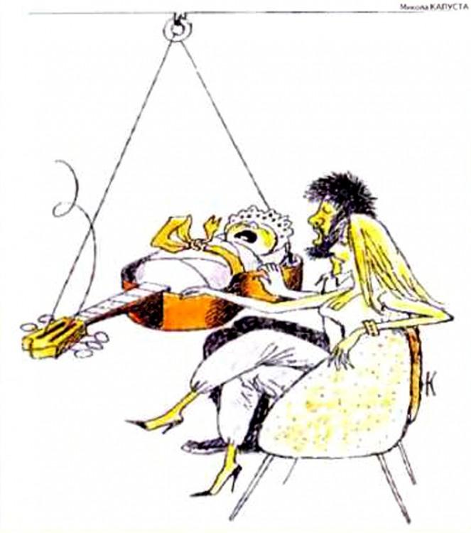Картинка  про музыкантов и детей