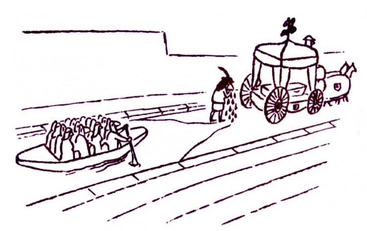 Картинка  про похороны и плач