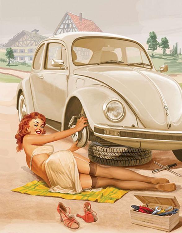 Картинка  про девушек и эротику