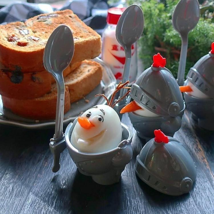 Фото прикол  про яйца и еду